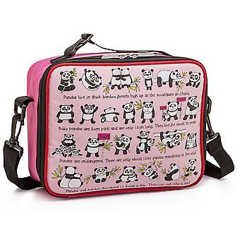Tyrrell Katz Pandas Insulated Lunch Bag