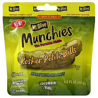 Mt. Olive munchies den bærbare pickle Kosher Petite Dills