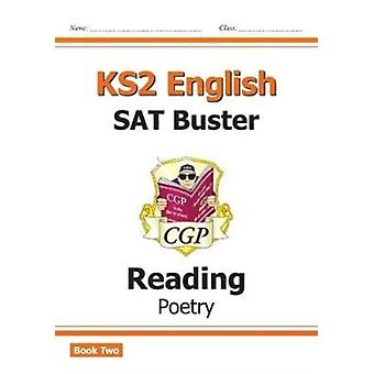 New KS2 English Reading SAT Buster Poetry Book 2 for tests