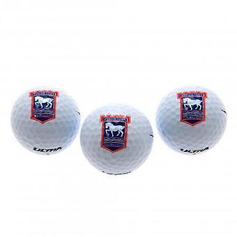 Ipswich Town Golf Balls