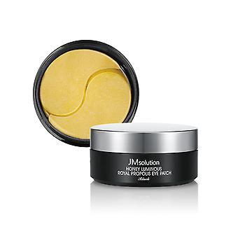 JM Solution Honey Luminous Royal Propolis Eye Patch (60ea)