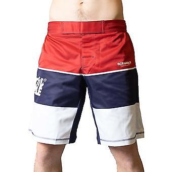 Scramble BWR Fight shorts
