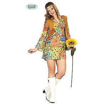 Costume hippie dolce Lady costume anni ' 70 il vestito a tema Carnevale