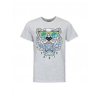 Kenzo Kids iconische Tiger glazen T-shirt