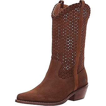 Patricia Nash Womens Blair Suede Pointed Toe Mid-Calf Fashion Boots