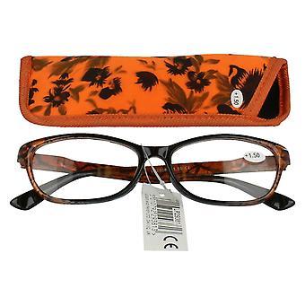 Lesser & Pavey Floral Design Reading Glasses LP29381