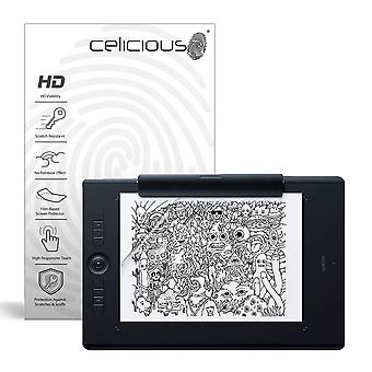 Celicious Vivid Film Protector Compatible with Wacom Intuos Pro Paper Edition (PTH-660P) [Pack of 2]