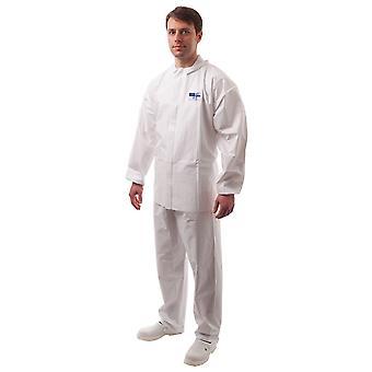 Portwest biztex microporous jacket & trouser type 6pb st20 box of 50