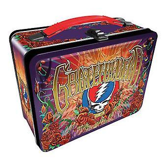 Grateful dead tin carry all fun box