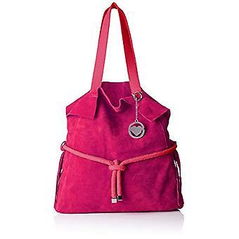 Ccacca Bags Cbc3334tar Women's Shoulder Bag Pink (Fuxia) 8x35x40 cm (W x H x L)