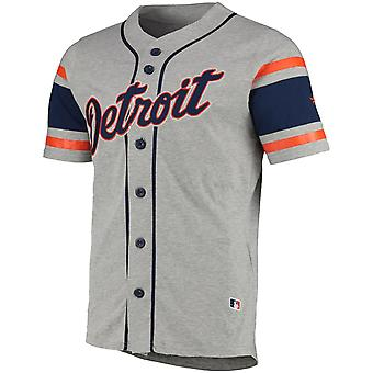 Iconic Supporters Cotton Jersey Shirt - Detroit Tigers