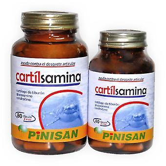 Pinisan Cartilsamine Shark Cartilage Capsules