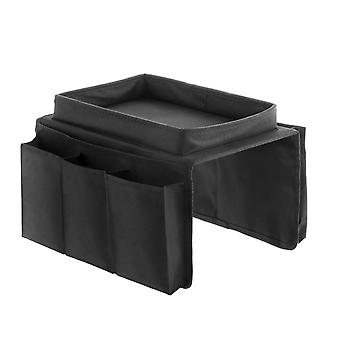Armrest washer with 6 side compartments