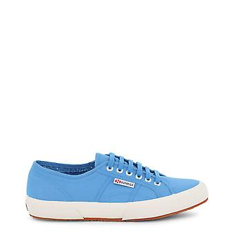 Superga Original Unisex Spring/Summer Sneakers - Blue Color 33292