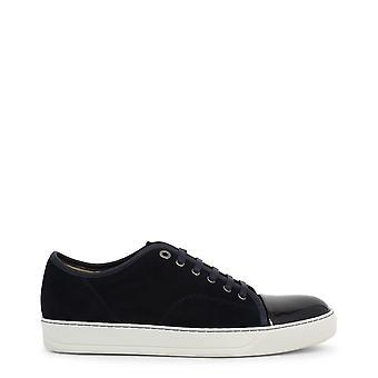 Lanvin Original Men All Year Sneakers - Blue Color 39558