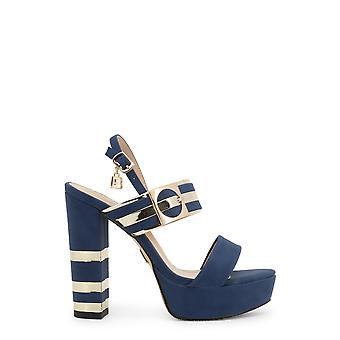 Laura Biagiotti Original Women Spring/Summer Sandals Blue Color - 70084