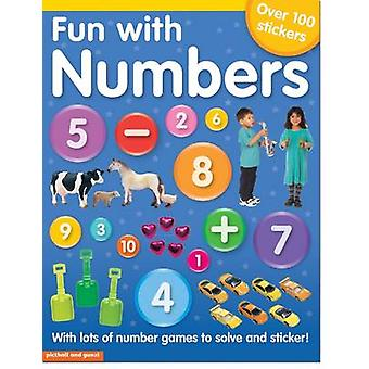 Fun with Numbers by Chez Picthall - 9781907604263 Book