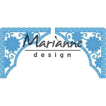 Marianne Design Creatables leikkaus kuolee - Anja's Corner LR0538