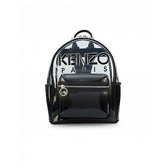 Kenzo Accessories Clear Plastic Logo Backpack