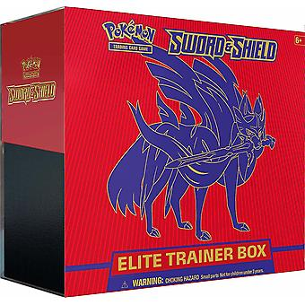 Pokemon Pok80670 Tcg: Zwaard en Schild Elite Trainer Box