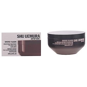 Återfuktande mask Shusu Sleek Shu Uemura
