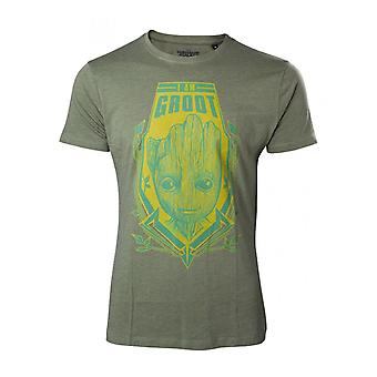 Guardians Of The Galaxy - I Am Groot Men's T-Shirt