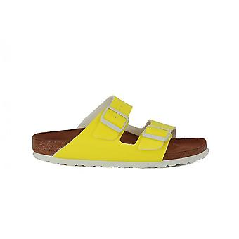 Birkenstock Arizona Yellow Neon 057573 universal summer women shoes