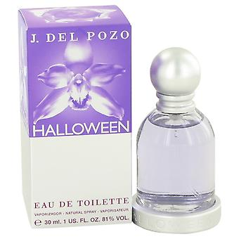 HALLOWEEN by Jesus Del Pozo Eau De Toilette Spray 1.0 oz / 30 ml (Women)
