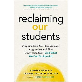 Reclaiming Our Students - Why Children Are More Anxious - Aggressive -