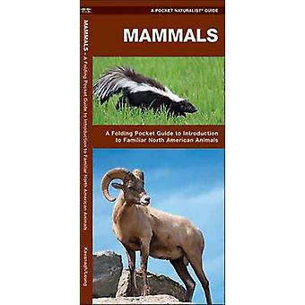 Mammals - A Folding Pocket Guide to Familiar North American Species by