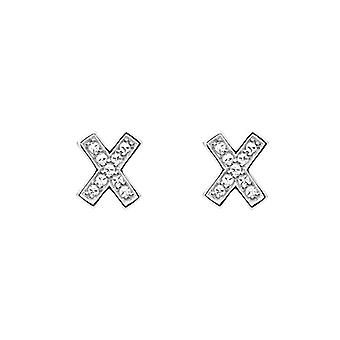 Thomas Sabo Silver Women's Stud Earrings 925 H1951-051-14