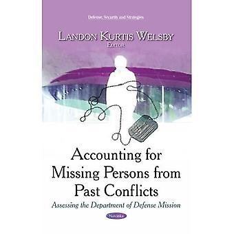 ACCOUNTING FOR MISSING PERSONS FROM PAS (Defense, Security and Strategies)