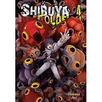 Shibuya Goldfish - Vol. 4 by Aoi Hiroumi - 9781975384197 Book