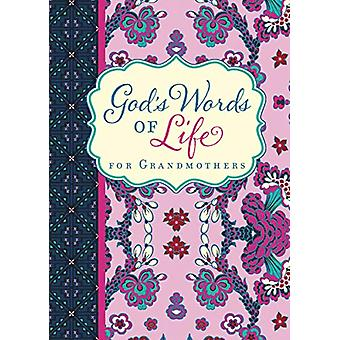 God's Words of Life for Grandmothers by Zondervan - 9780310452140 Book