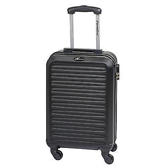 Controleren. IN Paradise Havana Handbagage Trolley S, 4 wielen, 54 cm, 32 L, Zwart