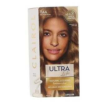 Clairol Nicen Easy Permanent Hair Colour Ultra Lift Ash Blonde