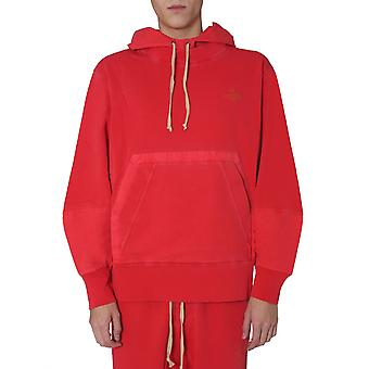 Vivienne Westwood S25gu0143s2545305 Men's Red Cotton Sweatshirt