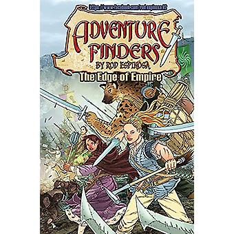 Adventure Finders - The Edge of Empire by Rod Espinosa - 9781632295125