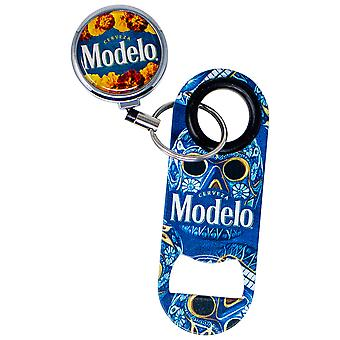Modelo Mini Speed Bottle Opener with Reel