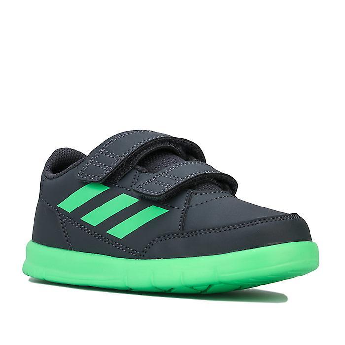 Boy's Adidas Infant Altasport Trainers In Grey