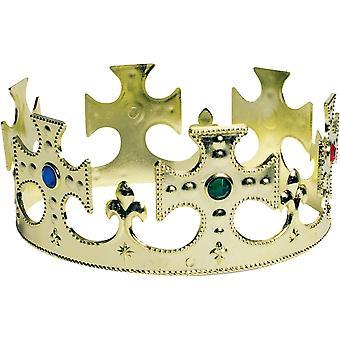 Corona del príncipe de oro