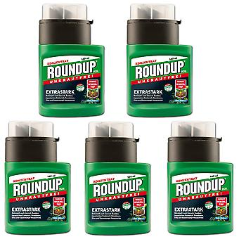 Sparset: 5 x ROUNDUP® Special, 140 ml