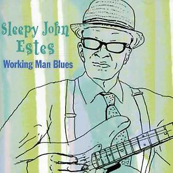 Estessleepy John - Working Man's Blues [CD] USA import