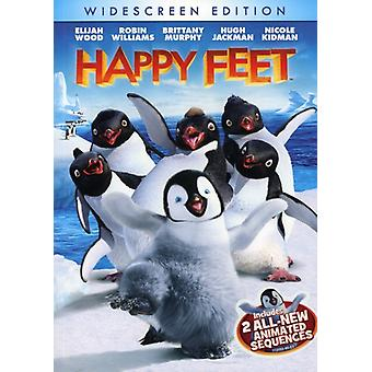 Happy Feet [DVD] USA tuonti