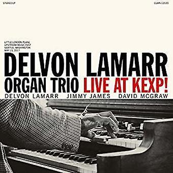 Delvon Lamarr - Live at Kexp [CD] USA import