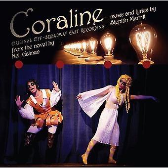Off-Broadway Cast - Coraline [CD] USA import