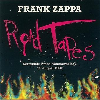 Frank Zappa - Road Tapes Venue #1 [CD] USA import