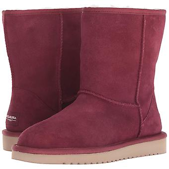 Koolaburra Women's Shoes Koola short Fabric Closed Toe Mid-Calf Cold Weather ...