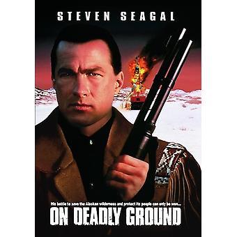 En la tierra mortal (1994) [DVD] Estados Unidos de importación