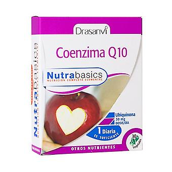 Nutrabasics Coenzyme Q10 30 Mg 30 capsules of 426mg